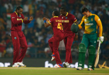 ICC World Twenty20 India 2016:  South Africa v West Indies