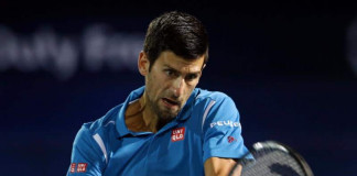 Djokovic kicks off Dubai with runaway win
