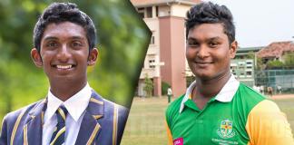 Singer U19 Schools Cricket january 23rd roundup