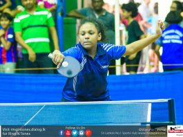 Photos: 13th Tibhar Table Tennis Tournament 2017 - Day - 01