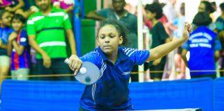 Photos: 13th Tibhar Table Tennis Tournament 2017 - Day - 01