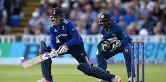 Record-breaking Hales-Roy duo thrash sorry Sri Lanka