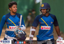 Sri Lanka Team Practices Ahead of 4th ODI