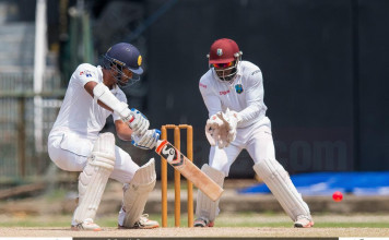 "Sri Lanka ""A"" Vs West Indies 'A'- Day 4"