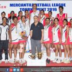 Mercantile Netball League 2016 - (Day 2)