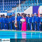 South Asian Aquatic Championship 2016 - Opening Ceremony