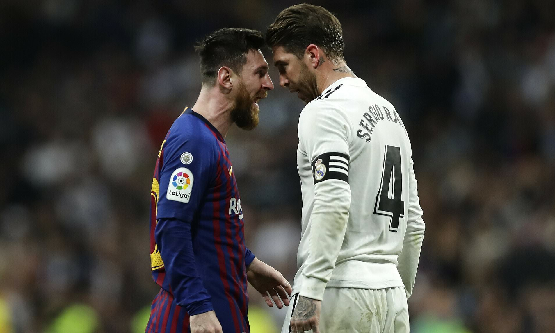 Players Who Hate Messi
