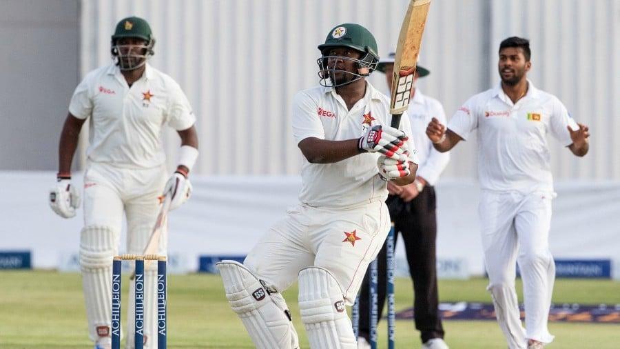 Fighting Graeme Cremer century reduces Sri Lankan lead