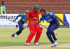 Zimbabwe tour of Sri Lanka