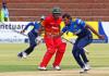 Zimbabwe tour of Sri Lanka