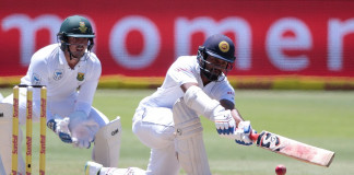 Angelo Mathews faults shot selection after first Test loss