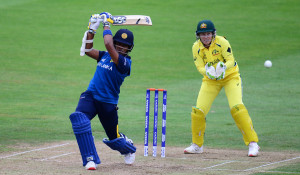 SLvAUS Women's Cricket