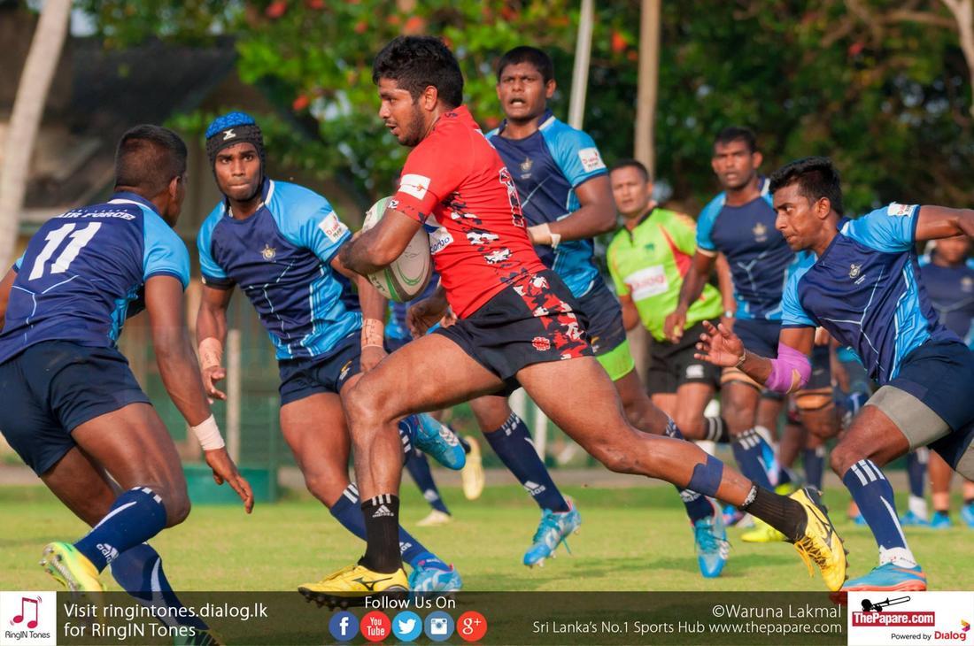 CR & FC v Air Force SC (dialog Rugby League 2015/16)