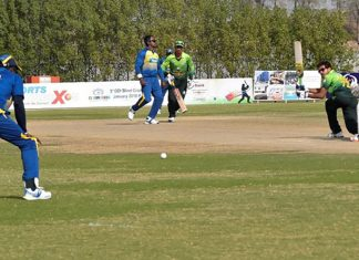 Blind cricket world cup semi final_Sri Lanka vs Pakistan - TAMIL