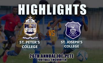 Joe-Pete Highlights