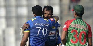 Sri Lanka v Bangladesh