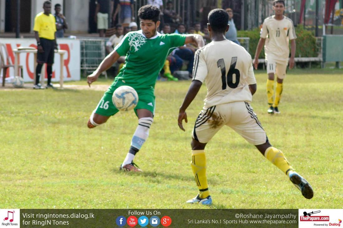 New Star SC vs Moragasmulla SC - Premier League Div 1