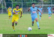 Negombo Youth v Army SC - Dialog Champions League 2017 Week 1