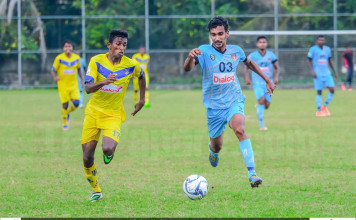 Negombo Youth v Army SC - Dialog Champions League 2017 Week 1
