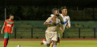 New Youngs FC v Sea Hawks FC