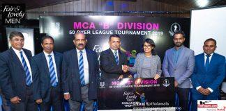 2nd Fair & Lovely Men MCA B Division
