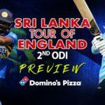 ENGvSL 2nd ODI preview