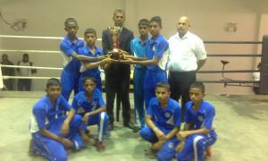 2nd place Vidiyarathan - horana