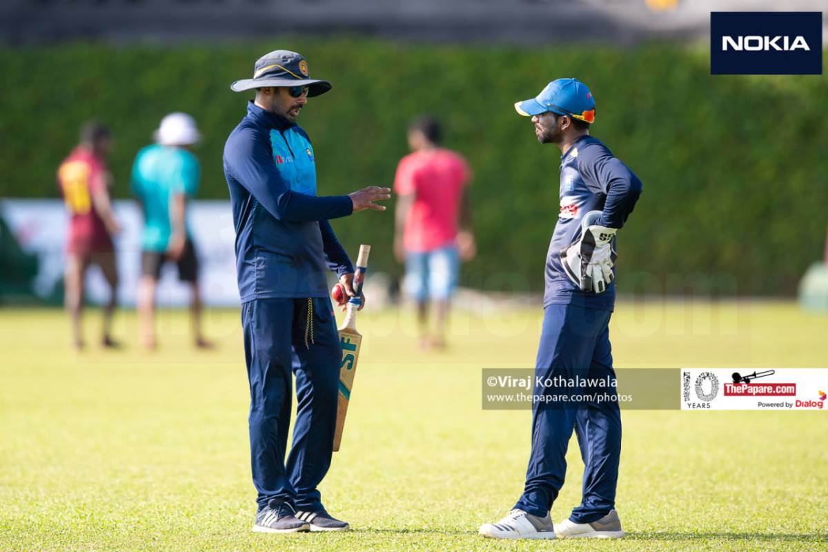 2nd Test Pre Match Press Niroshan Dickwella