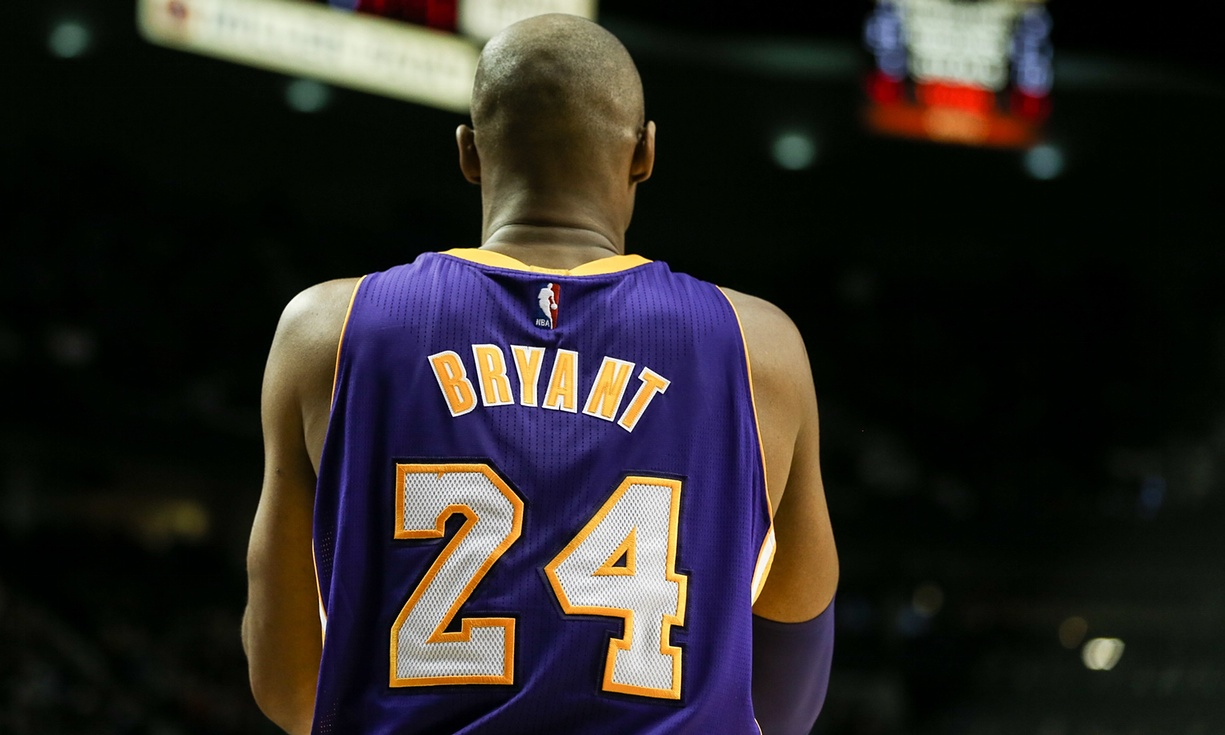 Kobe Bryant is third on the NBA's all-time scoring list. Photograph: David Blair/ZUMA Press/Corbis
