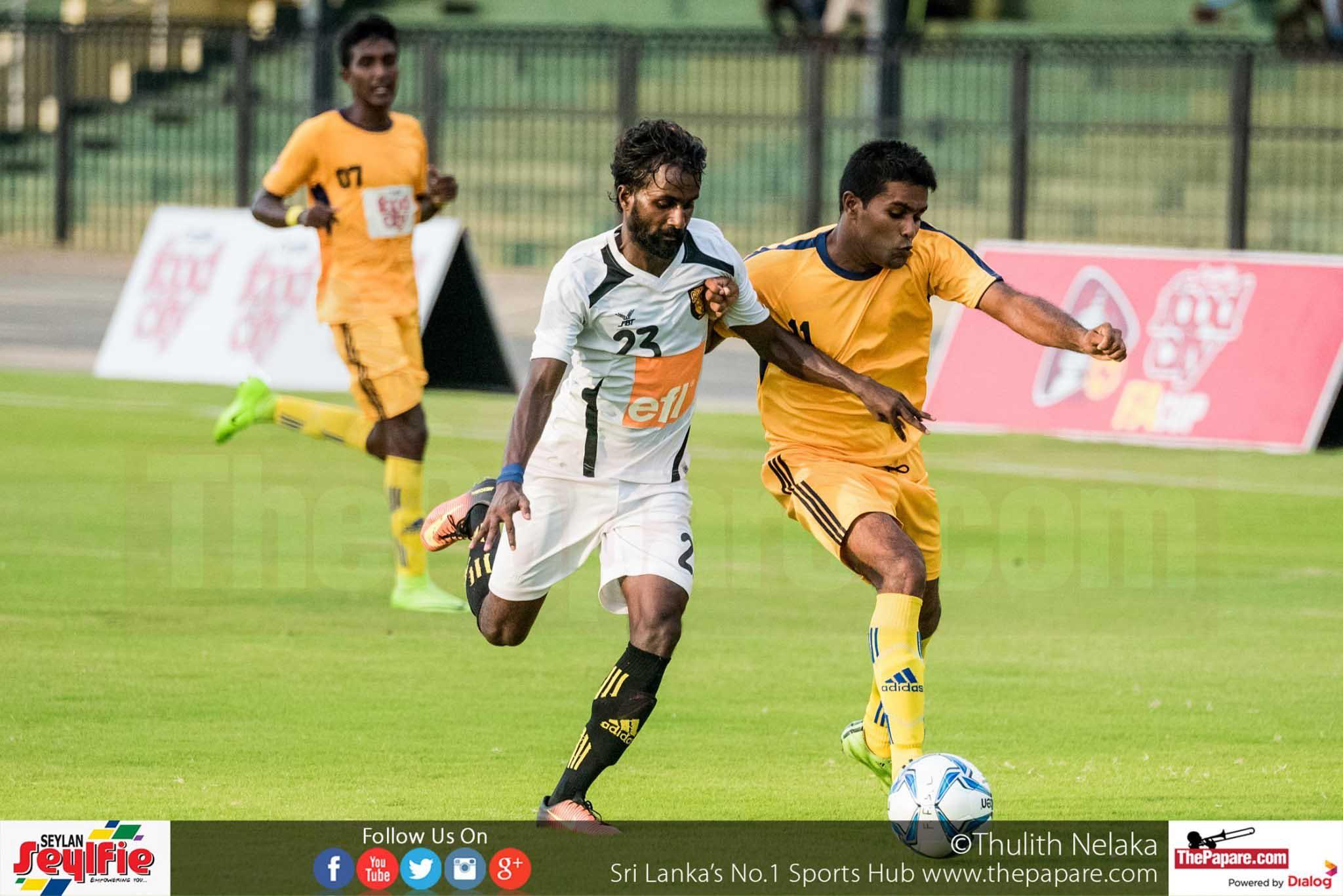 Army SC v Colombo FC