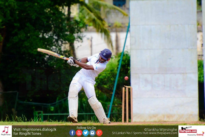 U17 Cricket - Trinity College v St. Anthony's College