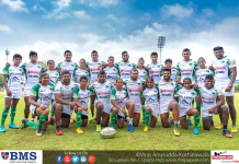 Sri Lanka Rugby Team for Asia 7s Series
