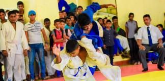 All Island School Games - Judo