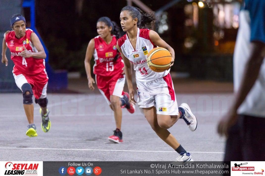 Sri Lanka National Team v Sri Lanka Youth Team - Exhibition Basketball Match