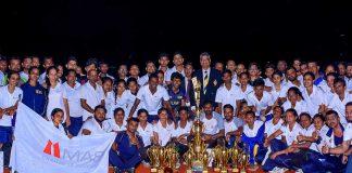 34th Mercantile Athletic Championship