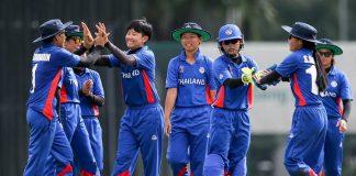 Thailand cricket
