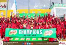 Holy Family Convent, Kurunegala - 26th Milo All Island Schools' Netball Champions 2017