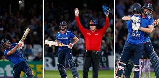 Sri Lanka vs England - 1st OD