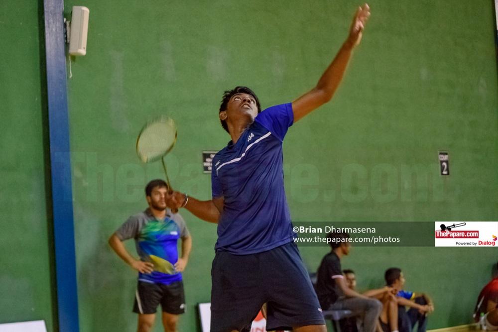 35th MBA Inter-Firm Team Badminton
