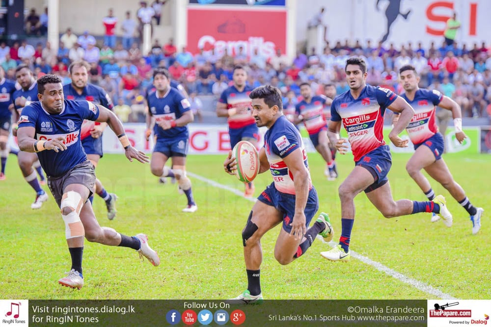 Kandy SC v Police SC – Dialog Rugby League 2017/18   #Match32