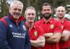 Gatland names 'core' Lions coaching team