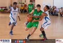 Inter-International U19 Basketball Championship - Day 10