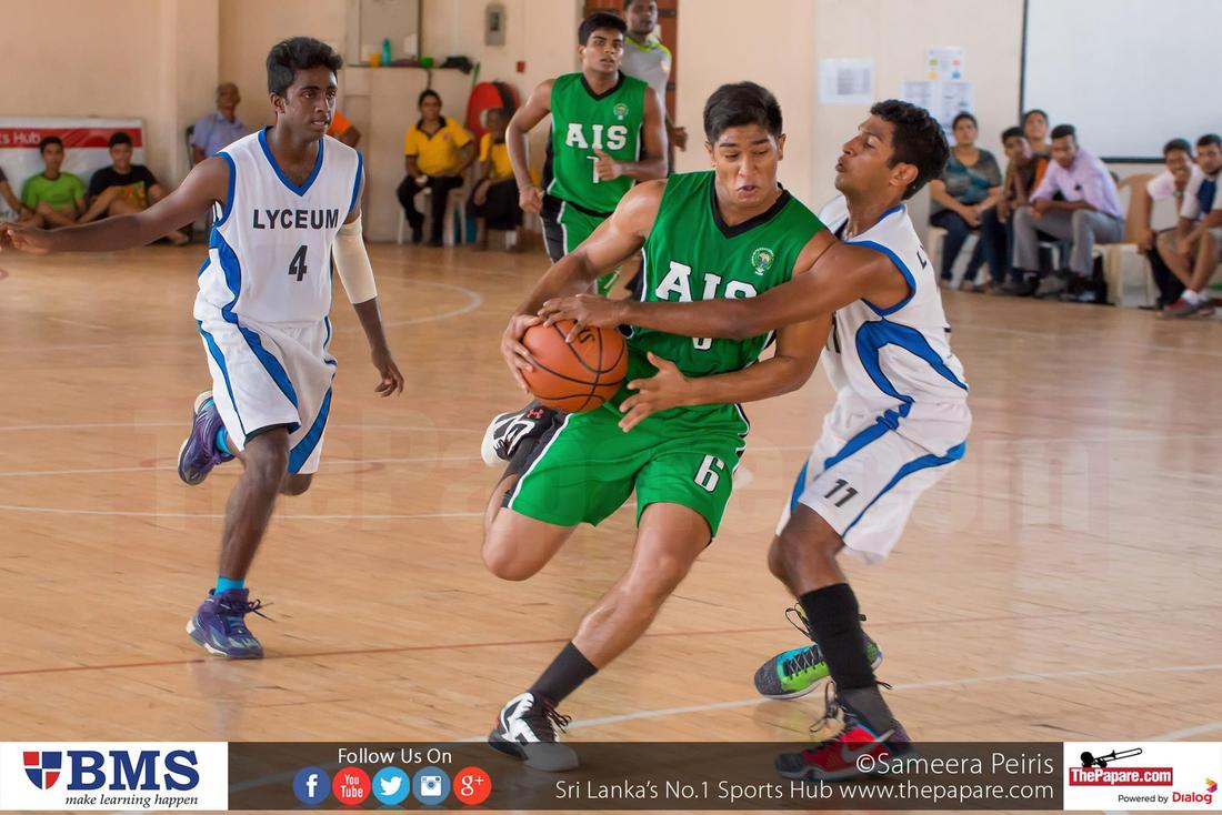 Inter-International U19 Basketball Championship - Day 10
