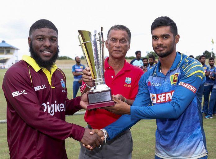 Sri lanka cricket A v west indies A