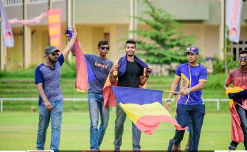 Maliyadeva College vs St. Anne's College | Battle of The Rocks - Fan Album