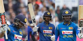 Sri Lanka v England cricket 3rd ODI