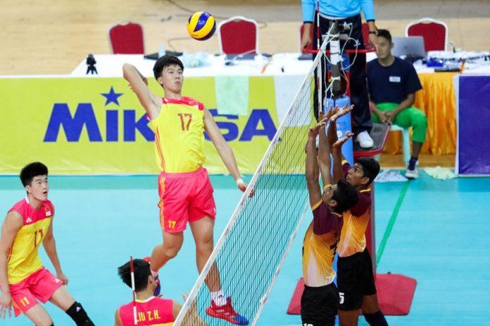 3rd-Asian-mens-u23-volleyball-championship-2019