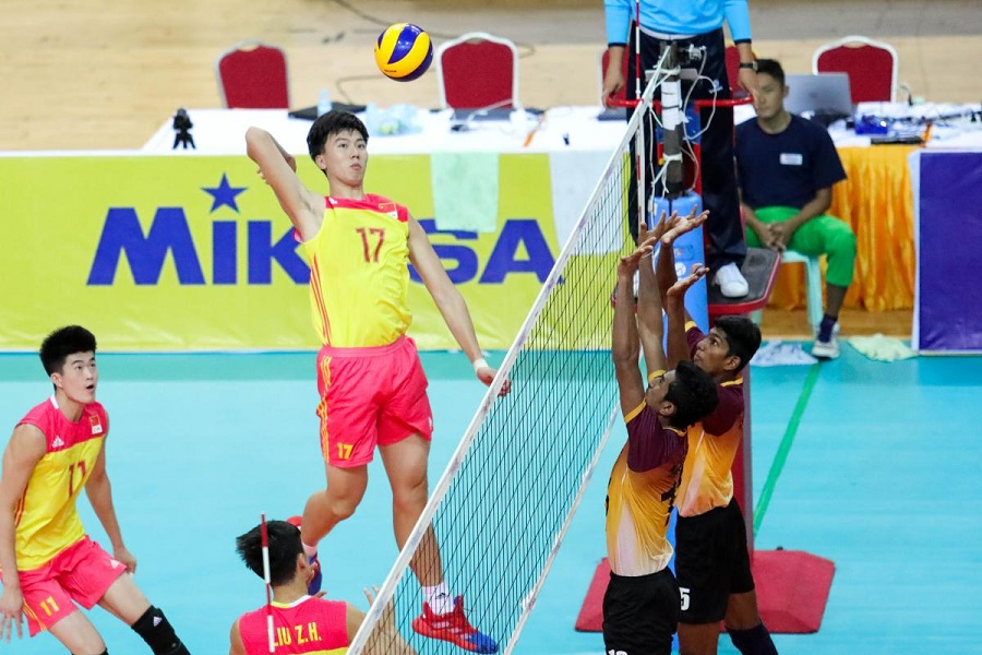 3rd-Asian-mens-u23-volleyball-championship-2019