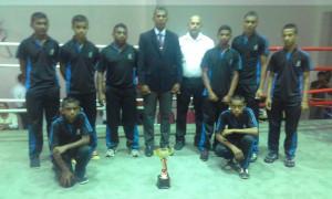 3rd Place Kadugannawa MMV