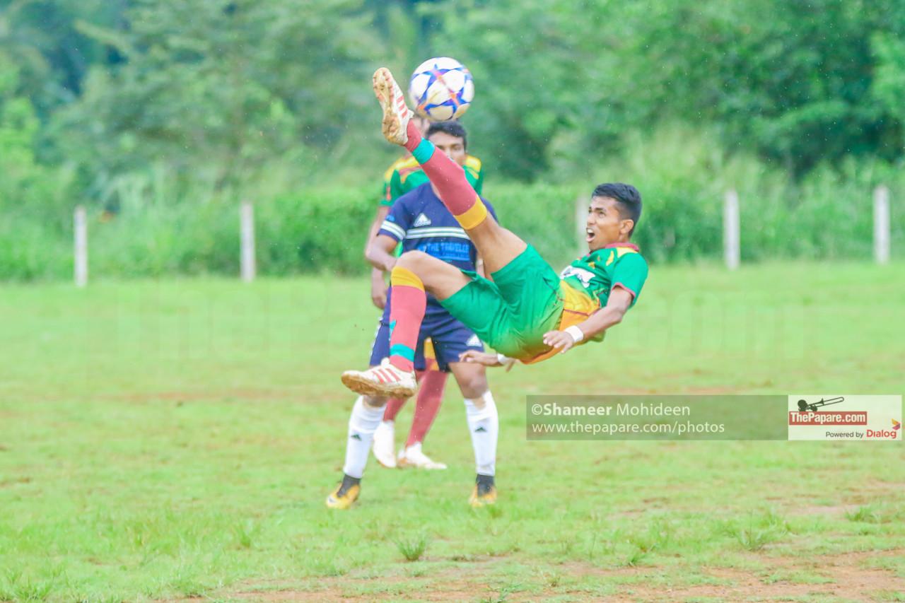 Photos: ThePapare Football Championship 2018